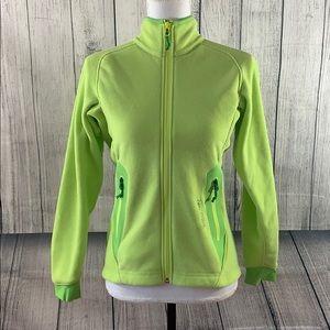 Womens Arc'teryx Full Zip Strato Jacket sz XS